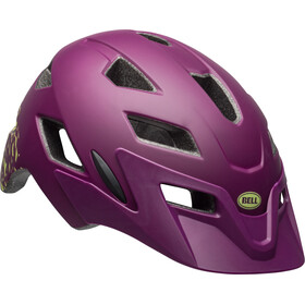 Bell Sidetrack Helmet Child matte plum/pear